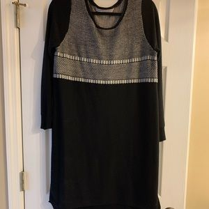 Athleta sweater dress